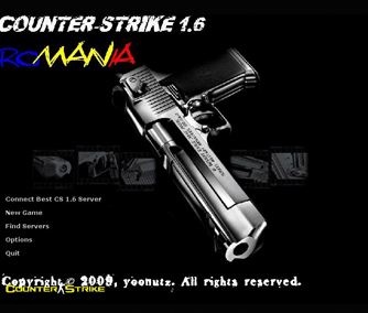 Download Counter-Strike 1.6 Romania v1.0