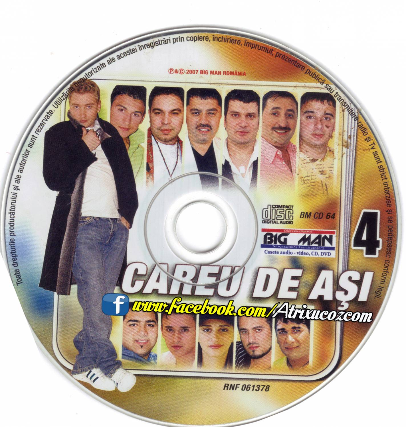 Descarca Careu de Asi - (Vol.4) [Album]