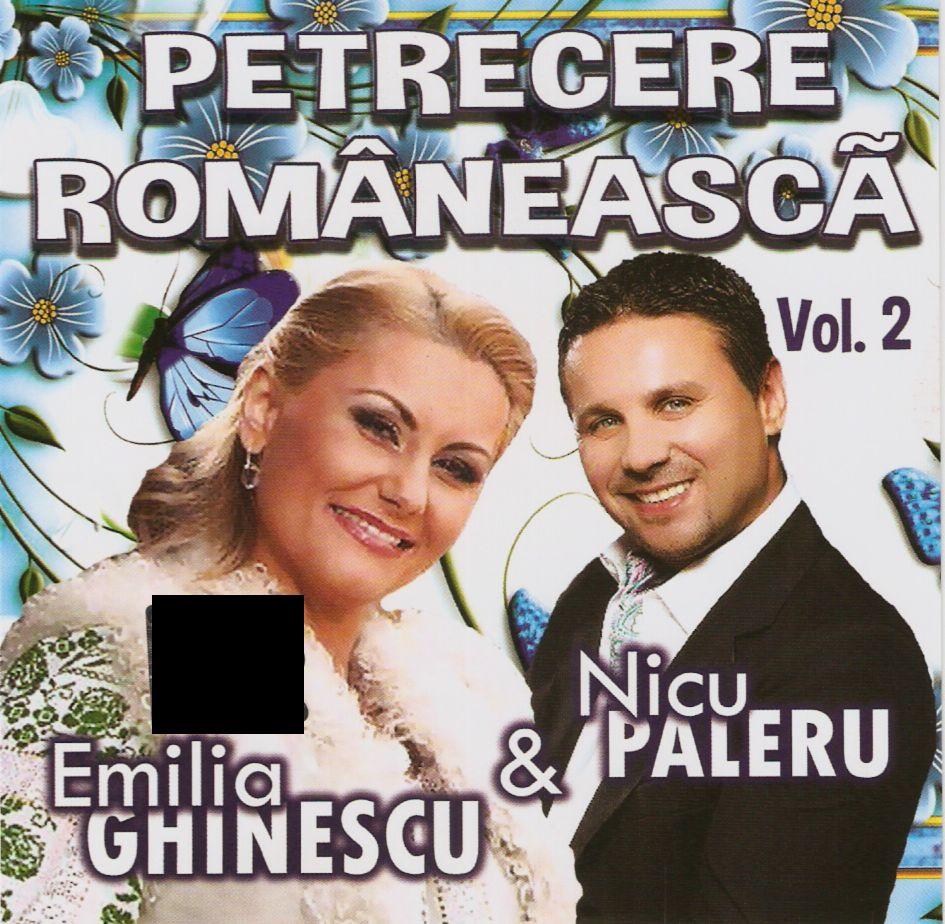 Descarca Gratuit Nicu Paleru & Emilia Ghinescu (2014) - Petrecere romaneasca [Album - Vol. 2], Descarca Gratuit Muzica Noua, Muzica Noua Altrix.ucoz.com.