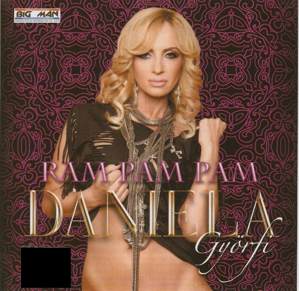 Descarca gratuit albumul Daniela Gyorfi - Ram, pam, pam [AltriX.ucoz.com]
