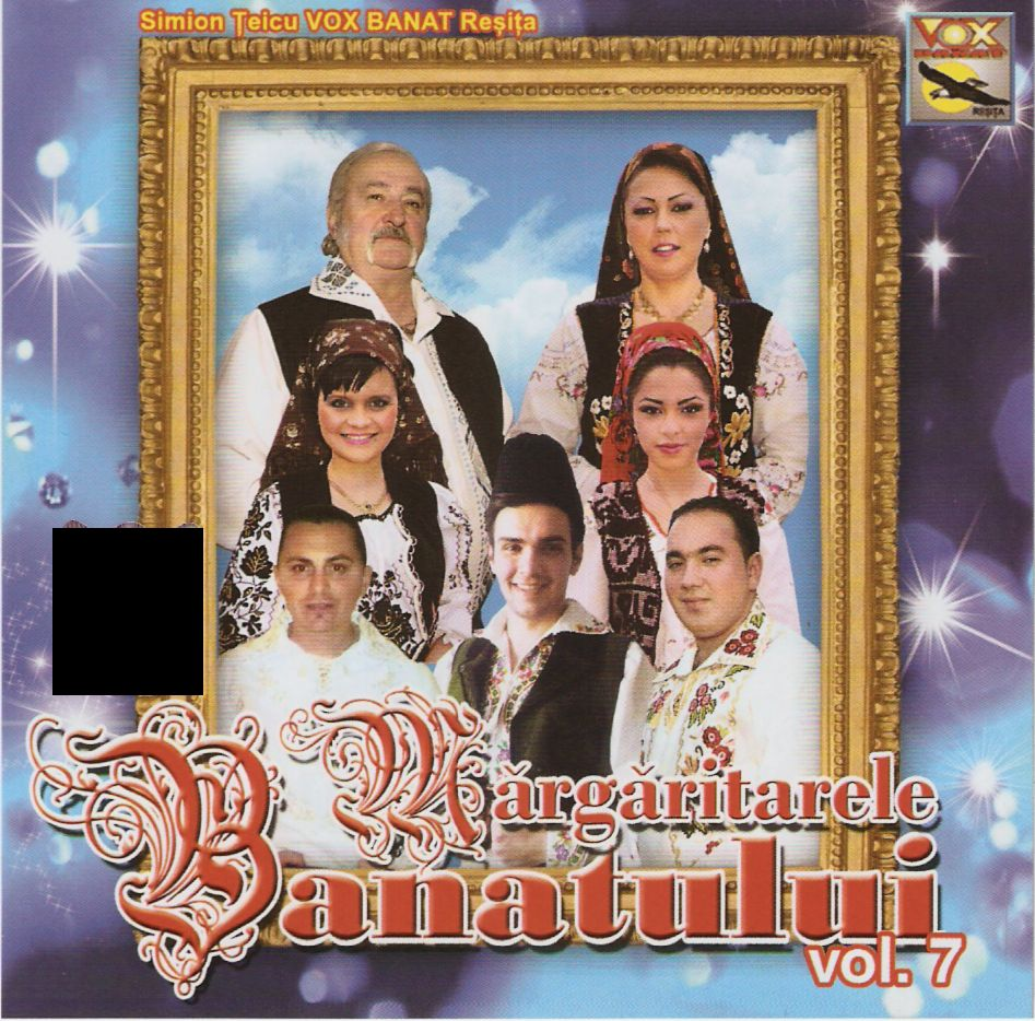 Descarca Margaritarele Banatului (2014) - Album [Vol. 7]
