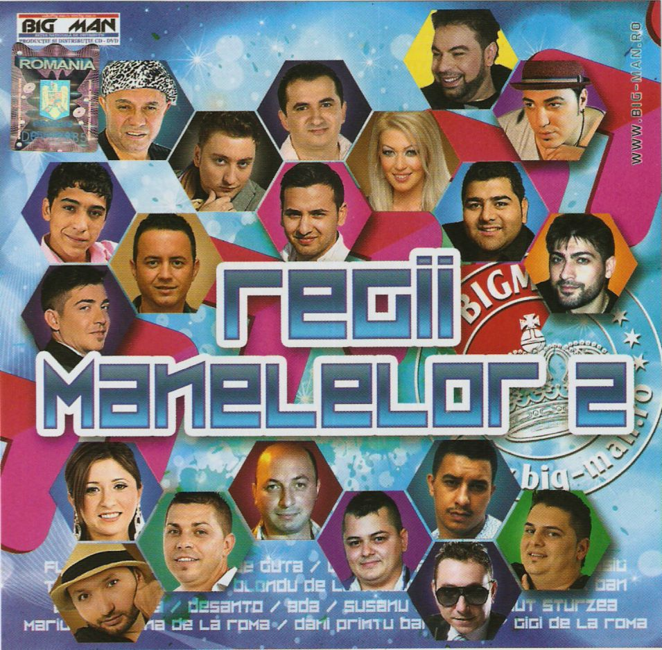 Descarca Regii Manelelor (2014) - Album [Vol. 2]