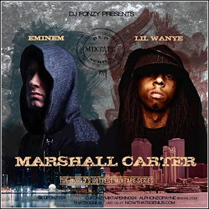 Descarca Eminem & Lil Wayne - Marshall Carter 2014 [album original]