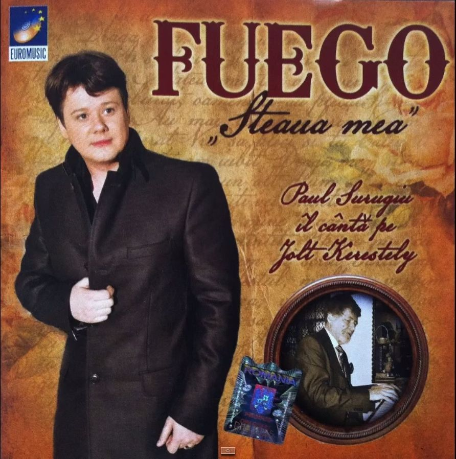 Descarca Fuego (2014) - Steaua mea [Album]