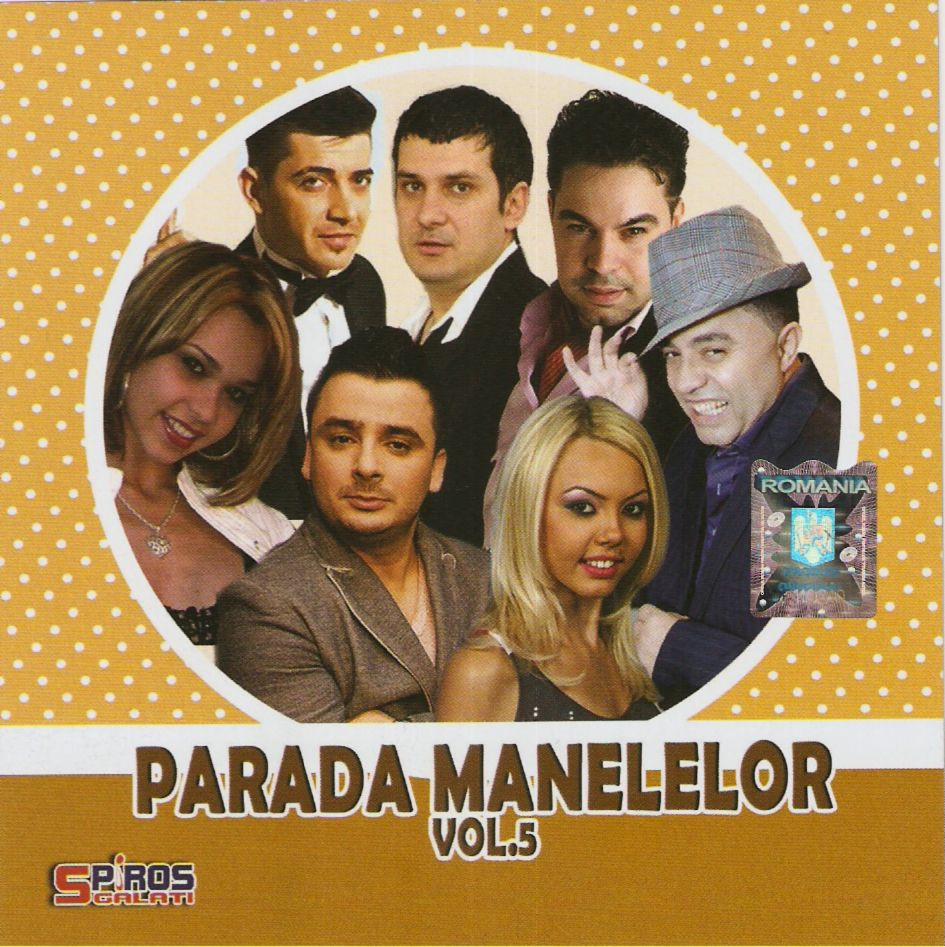 Descarca Parada Manelelor (2014) - Album [Vol. 5]