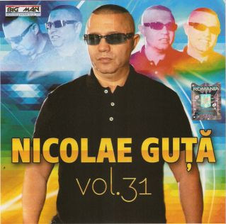 Nicolae Guta Vol. 31 2014 ( Album Cd Original )