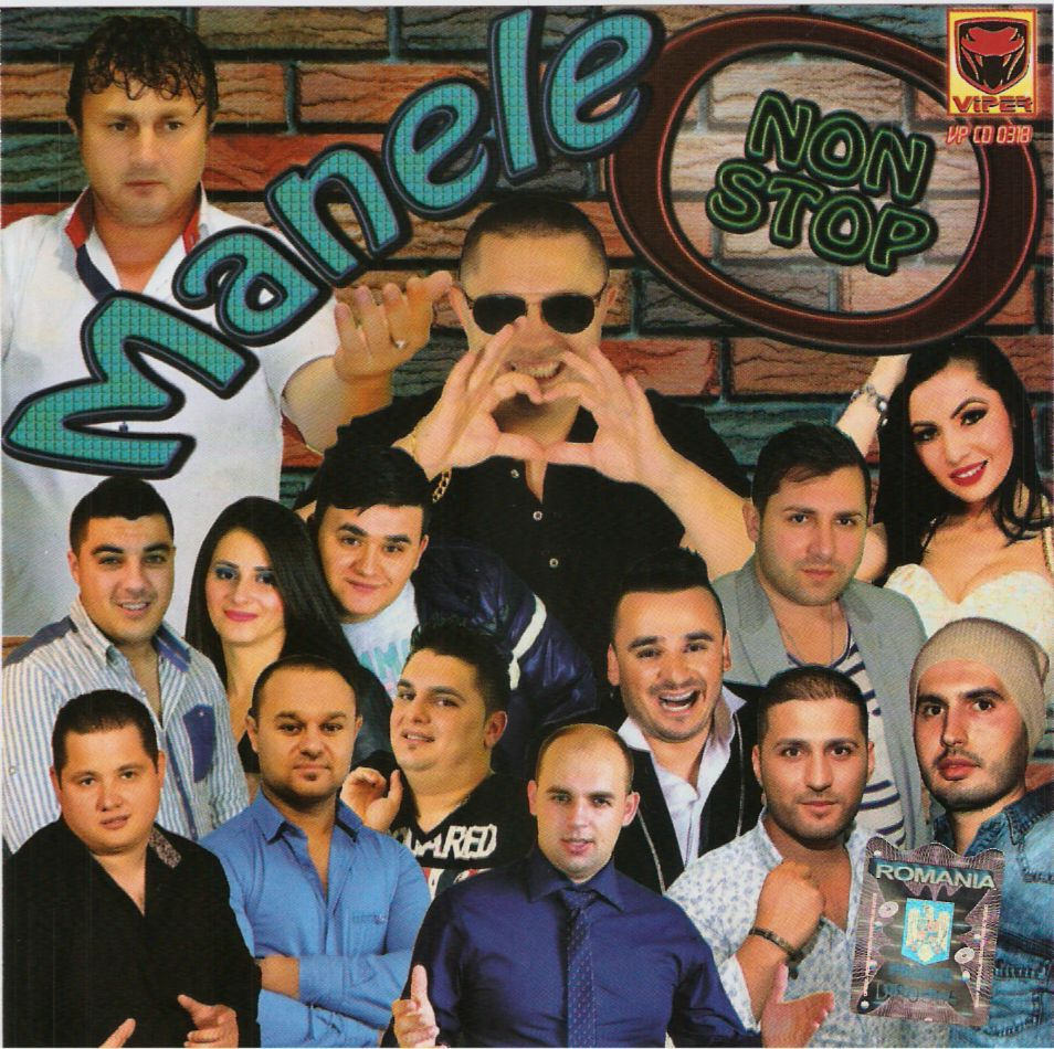 Descarca Manele (2014) - Non stop [Album]