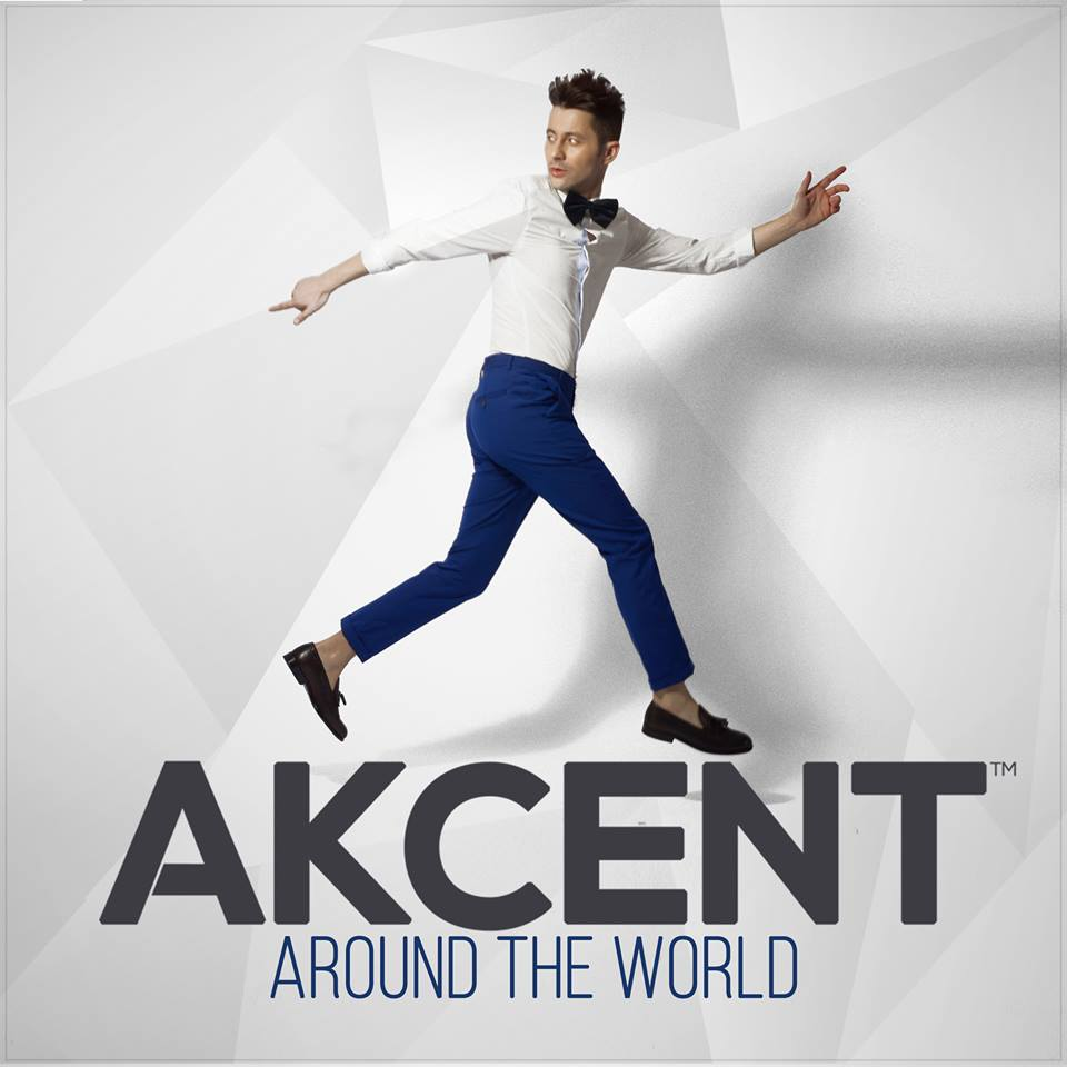 Descarca Akcent (2014) - Around the world ep [Album]