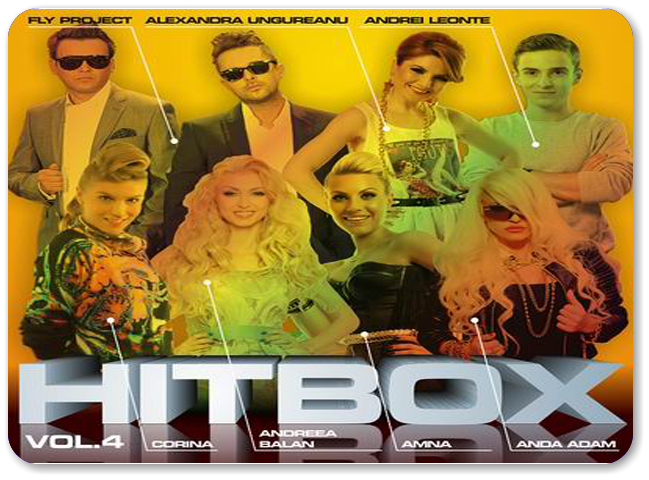 Descarca Romanian Hitbox (2014) - Album [Vol. 4]