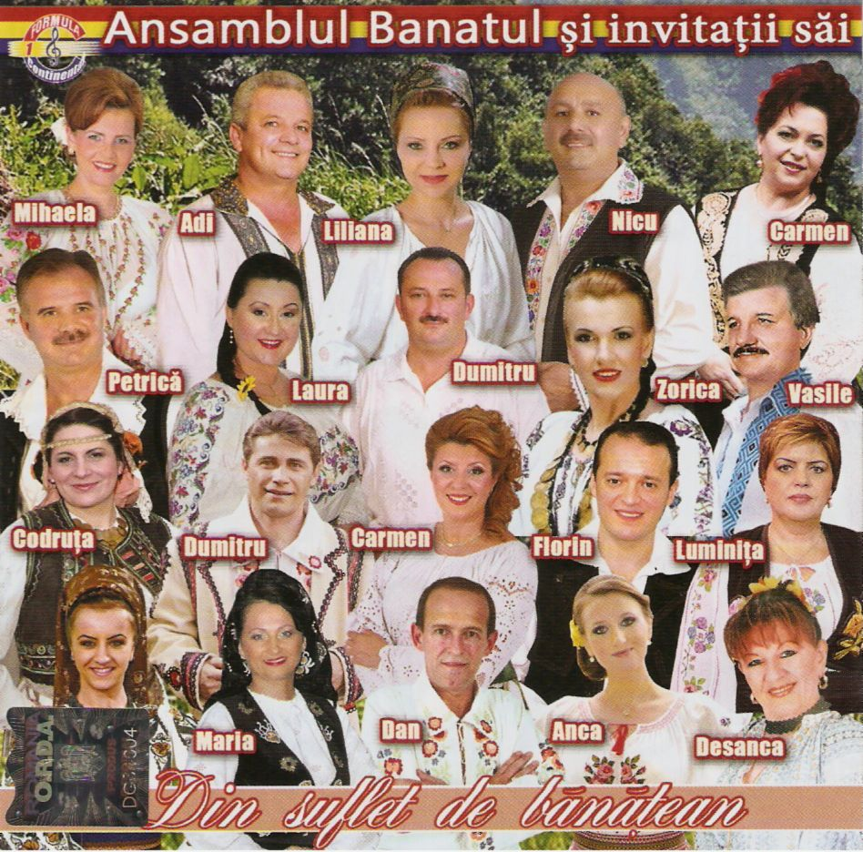 Descarca Ansamblul Banatului (2014) - Si invitatii sai [Album]