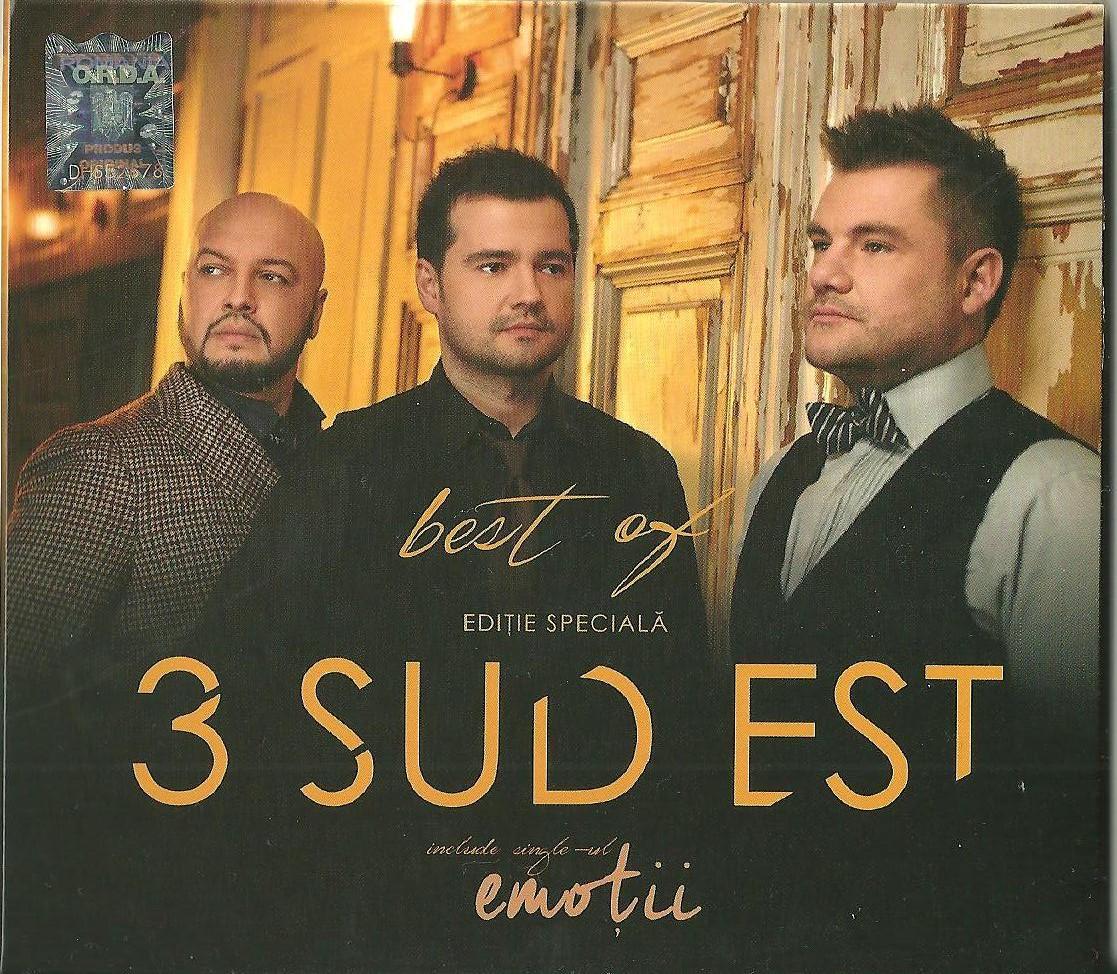 3 Sud Est (2014) - Emotii best of [Album]