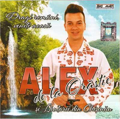 Alex De La Orastie - Dragi Romani, Veniti Acasa (2014) [Album]