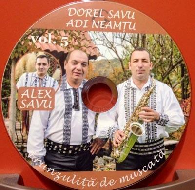Dorel Savu (2014) - Frunzulita de muscate [Album - Vol. 5]