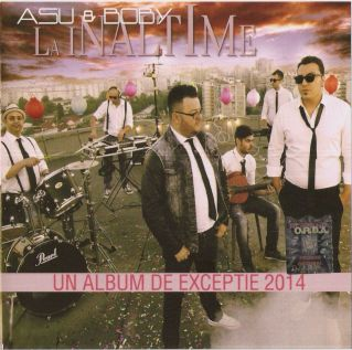 Descarca Asu Si Boby - La Inaltime 2014 [ Album Cd Original ]