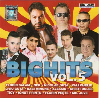 Big Hits (2014) - Album manele [Vol. 5]
