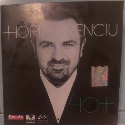 Horia Brenciu (2014) - Album 40+