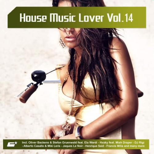 Descarca gratuit albumul VA - House Music Lover Vol 14 (2015) [320 kbps, ORIGINAL ALBUM]