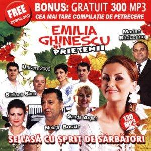 Descarca gratuit albumul Emilia Ghinescu & Prietenii - Se lasa cu sprit de sarbatori mp3 [Album]