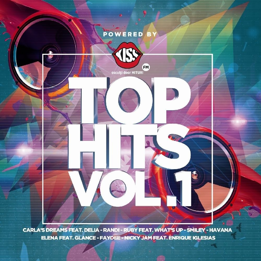 Download KISS FM TOP HITS VOL. 1 2015 [ ALBUM CD ORIGINAL ]
