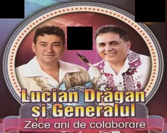 Lucian Dragan si Generalul - Zece ani de colaborare