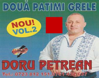 Doru Petrean  (2012) - Doua patimi grele [Vol.2]