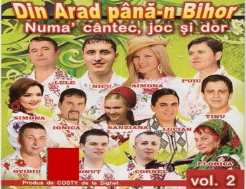 Download Din Arad pana-n Bihor vol. 2 Album (2012)