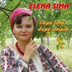 Elena Sima (2012) - Dupa toba, dupa scripca [Album]