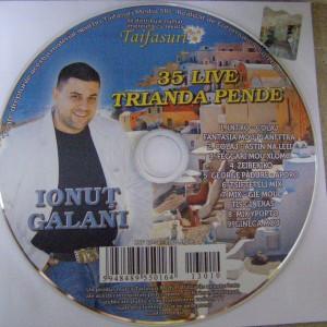 Ionut Galani (2013) - 35 live tranda pende [Album]