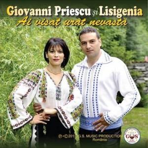 Lisigenia & Giovani Priescu - Ai visat urat nevasta [Album]