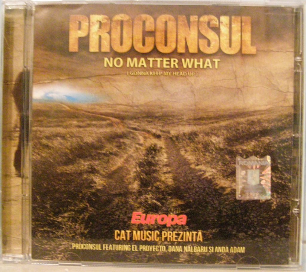 Download Gratuit Proconsul (2013) - No matter what [Album]