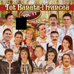 Download Tot Banatu-i Fruncea (2013) - Album [Vol. 11]