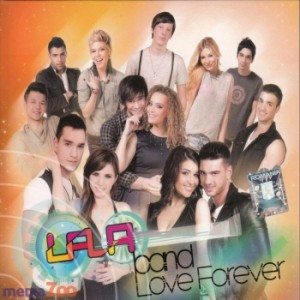 Download Gratuit LALA BAND - LALA LOVE FOREVER 2013 [ ALBUM CD ORIGINAL ]
