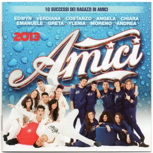 Download Gratuit Amici (2013) - Album