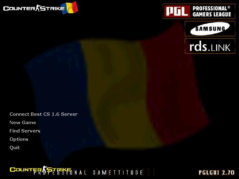 Download gratuit CS 1.6 PGL ROMANIA