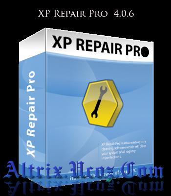 XP Repair Pro 4.0.6 + Serial.